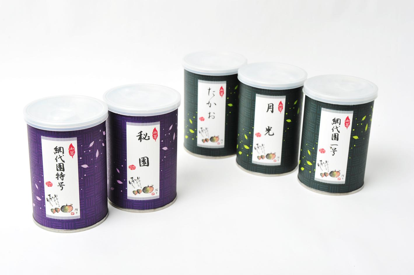 缶詰茶(煎茶)