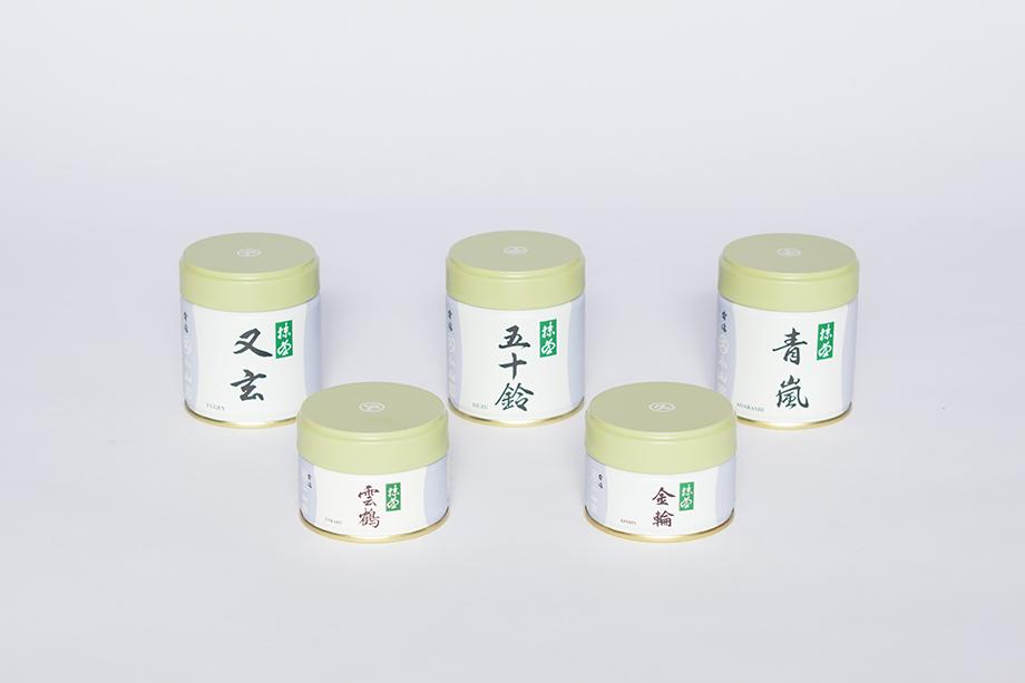 抹茶(丸久小山園製)